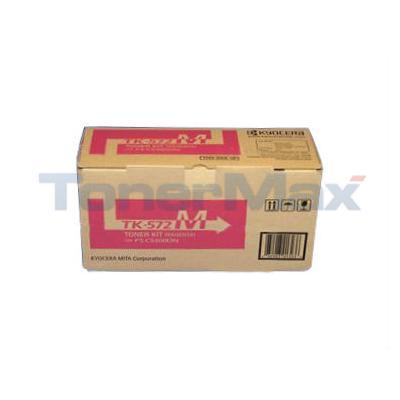 KYOCERA MITA FS-C5400DN TONER KIT MAGENTA